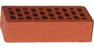 Кирпич одинарный лицевой Красный Дуб 1НФ М200 F200