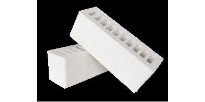 Кирпич керамический пустотелый 0.9 нф белый