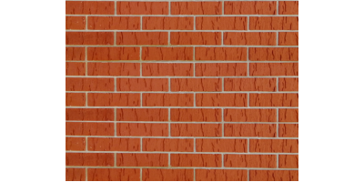 Кирпич красный пустотелый фактура cortex 1НФ М150
