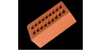 Кирпич красный пустотелый 1,4НФ М175