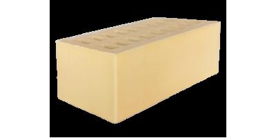 Кирпич пустотелый желтый 1,4НФ М200