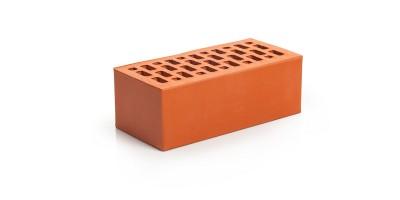 Кирпич керамический Красный утолщенный (250х120х88)