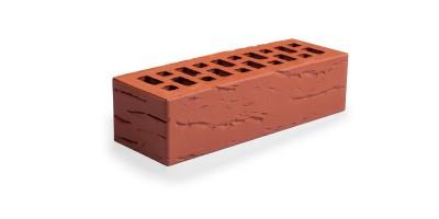 Кирпич керамический Красный Антик ЕВРОФОРМАТ 0,7НФ (250х85х65)