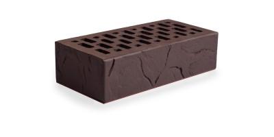 Кирпич керамический Шоколад Сланец (250х120х65)