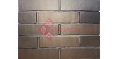 Кирпич одинарный лицевой Баварская кладка Графит Антика 1НФ М200 F200