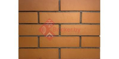 Кирпич одинарный лицевой Красный Антика 1НФ М200 F200