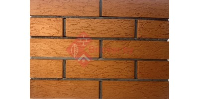 Кирпич одинарный лицевой Красный Лава 1НФ М200 F200